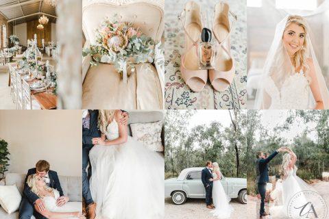 Lezanne & Righardt's Wedding