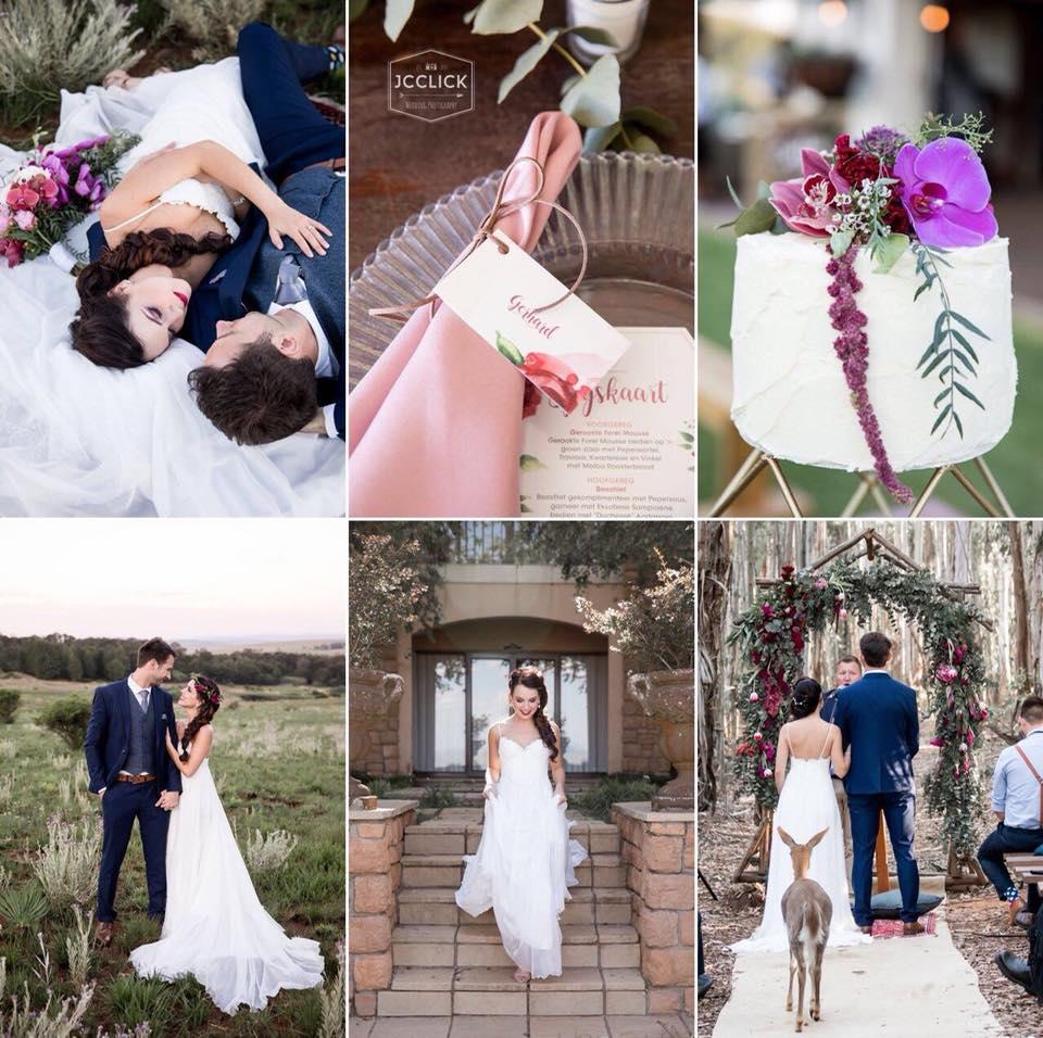 Calegra Bridal House Wedding